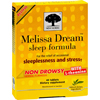 Vitamins OTC Meds Sleep Aids: New Nordic - Melissa Dream - 40 Tablets