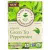 Traditional Medicinals Tea - Organic - Green Tea - Ppprmnt - 16 ct - 1 Case HGR 1522184