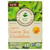 Tea - Organic - Green Tea - Dandeln - 16 ct - 1 Case