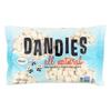 Dandies Air Puffed Mini Marshmallows - Classic Vanilla - Case of 12 - 10 oz.. HGR 1523323