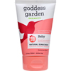Skin Protectants Childrens: Goddess Garden - Organic Sunscreen - Baby Natural SPF 30 Lotion - 3.4 oz