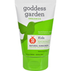 Skin Protectants Childrens: Goddess Garden - Sunscreen - Organic - Sunny Kids - SPF 30 - 3.4 fl oz