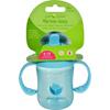Green Sprouts Sippy Cup - Flip Top Aqua - 1 ct HGR 1528942