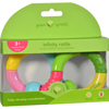 hgr: Green Sprouts - Teether Rattle - Infinity - 1 Count