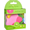 Oral Care Childrens: Green Sprouts - Teething Keys - Unisex - 3 Months Plus - 1 Count