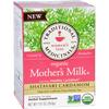 Tea - Orgnc - Hrb - Mthr Mlk - Shat - 16 ct - 1 Case