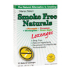 Three Lollies Smoke Free - Natural Lozenges - 12 Count HGR 1533280