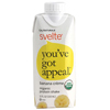 General Purpose Syringes 35mL: Svelte - Protein Shake - Organic - Banana Creme - 11 fl oz - Case of 8