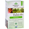 Tulsi Tea - Organic - Moringa - 18 Tea Bags - 1 Case