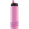 Sigg Water Bottle - Active Top - Pink - Case of 6 - .75 Liter HGR 1548783