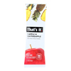 That's It Fruit Bar - Apple and Pinapple - Case of 12 - 1.2 oz.. HGR 1551274