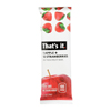 That's It Fruit Bar - Apple and Strawberry - Case of 12 - 1.2 oz.. HGR 1551282
