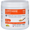 Herbal Homeopathy Herbal Formulas Blends: Mushroom Matrix - Lions Mane - Organic - Powder - 7.14 oz