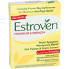 Estroven Maximum Strength - 30 Capsules HGR 1556224