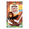 Organic Cereal - Choco Chimps - Case of 12 - 10 oz..