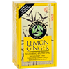 Lemon Ginger - 20 Tea Bags - 1 Case