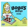 Bobo's Oat Bars Original Bites - Gluten Free - Case of 6 - 1.3 oz.. HGR 1567551