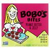 Bobo's Oat Bars Peanut Butter and Jelly - Gluten Free - Case of 6 - 1.3 oz.. HGR 1567585