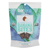 Chewy Banana Bites - Organic Coconut - Case of 12 - 3.5 oz..