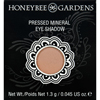 Clean and Green: Honeybee Gardens - Eye Shadow - Pressed Mineral - Cameo - 1.3 g - 1 Case