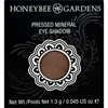 hgr: Honeybee Gardens - Eye Shadow - Pressed Mineral - Tippy Tpe - 1.3 g - 1 Case