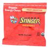 Honey Stinger Energy Chew - Organic - Fruit Smoothie - 1.8 oz.. - case of 12 HGR1573625