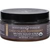 Soothing Touch Scrub - Organic - Sugar - Chocolate Peppermint Brown Sugar - 8 oz HGR 1576222