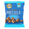 Good Health Butter Pretzels - Peanut Salted - Case of 12 - 5 oz.. HGR 1579499