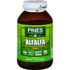 Pines International Alfalfa - Organic - Powder - 10 oz HGR 1580265