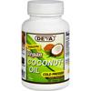 Deva Vegan Vitamins Vitamins Coconut Oil - 90 Vegan Capsules HGR 1582469