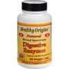 OTC Meds: Healthy Origins - Digestive Enzymes - 90 Vegetarian Capsules