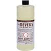 Mrs. Meyer's Multi Surface Concentrate - Lavender - 32 fl oz - Case of 6 HGR 1584556