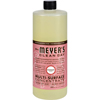 Clean and Green: Mrs. Meyer's - Multi Surface Concentrate - Rosemary - 32 fl oz - Case of 6