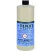 Clean and Green: Mrs. Meyer's - Multi Surface Concentrate - Blubell - 32 fl oz