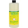 Mrs. Meyer's Multi Surface Concentrate - Honeysuckle - 32 fl oz HGR 1584960