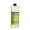 Mrs. Meyer's Multi Surface Concentrate - Lemon Verbena - 32 fl oz HGR 1584994