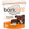 Bark Thins Dark Chocolate Pumpkin Seed with Sea Salt Snacking Chocolates- Case of 12 - 4.7 oz. HGR 1589738