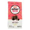 Alter Eco Americas Truffles - Sea Salt - Case of 8 - 4.2 oz.. HGR 1595123