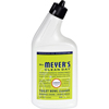 Clean and Green: Mrs. Meyer's - Toilet Bowl Cleaner - Lemon Verbena - 24 fl oz