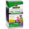 Nature's Answer Milk Thistle - Liquid Capsules - 330 mg - 90 Veg Capsules HGR 1598218