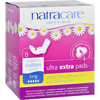 Natracare Pads - Ultra Extra - Long - Wing - 8 Count HGR 1600089