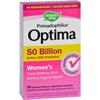 Gender Age Vitamins Womens Health: Nature's Way - Primadophilus Optima - Womens - 50 Billion - 30 Vegetarian Capsules
