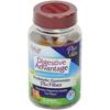 Schiff Vitamins Probiotics - Digestive Advantage - Fiber - Gummies - 45 ct HGR 1611458