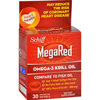 Schiff Vitamins Omega 3 Krill Oil - MegaRed - 300 mg- 30 Softgels HGR 1611532