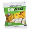 Organic Chewy Banana Bites - Coconut - Case of 12 - 1.4 oz.