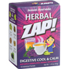 Condition Specific Digestion Aids: Herbal Zap - Digestive Cool and Calm - 10 Packets
