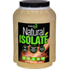 Nutritionals Supplements Protein Supplements: Bodylogix - Isolate Powder - Natural Whey - Dark Chocolate - 1.85 lb