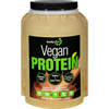Bodylogix Protein Powder - Vegan Plant Based - Dark Chocolate - 1.85 lb HGR 1614973