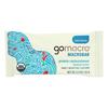 Gomacro Organic Macrobar - Peanut Protein - 2.3 oz.. Bars - Case of 12 HGR 1622463
