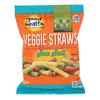 Veggie Straws - Sea Salt - Case of 24 - 1 oz..